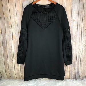 Fabletics Black Dress- XL
